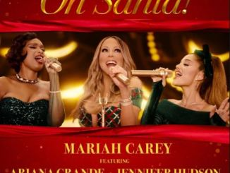 Mariah Carey Ft. Ariana Grande & Jennifer Hudson – Oh Santa! Mp3 Download 320kbps