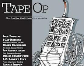 Larry Crane & Tape Op Magazine