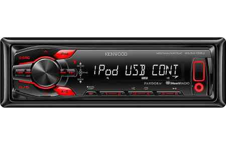 KMM108 USB car radio