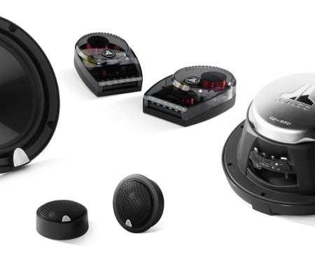 C3-650 jl audio separates