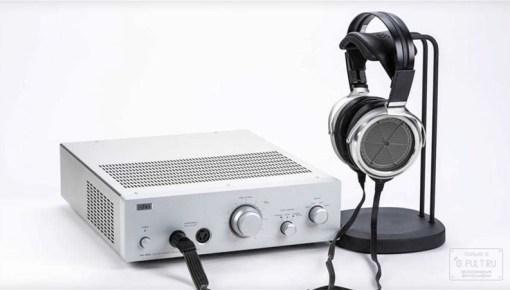 Топовый  комплект  Stax SR-009 и SRS-T8000 доступен для прослушивания