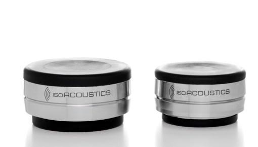 IsoAcoustics Orea — новая серия изоляторов для компонентов