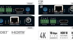 Key Digital представляет новый HDBaseT-экстендер
