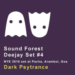 Sound Forest dark psytrance dj mix for april 2014 from Pacha, Arambol, Goa new year's eve party
