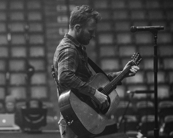 From a Calgary garage to the city's largest indoor arena, Dierks Bentley brings his PK Sound rig back to its hometown.