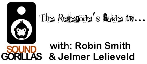 renegades guide to logo banner