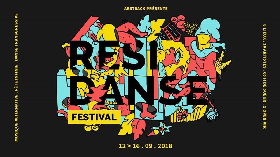 Residance Festival • Retour du marathon de la fête à Nantes