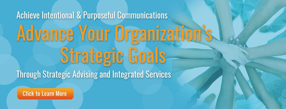 Advance Your Organization's Strategic Goals