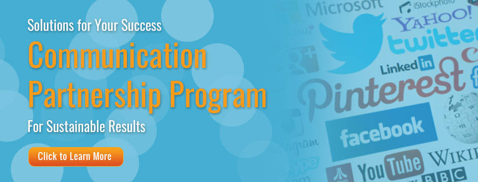 Communication Partnership Program