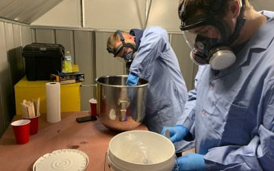 Propellant Mixing Certification Course