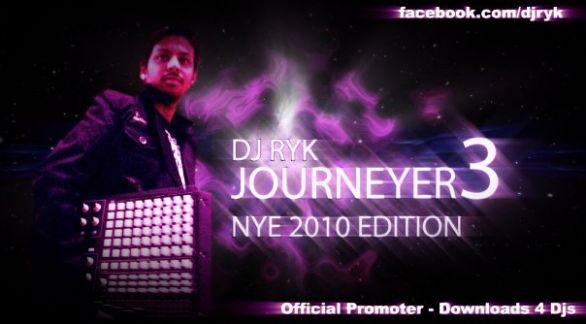 DJ RYK - JOURNEYER (Vol.3) (NYE 2010 Edition)
