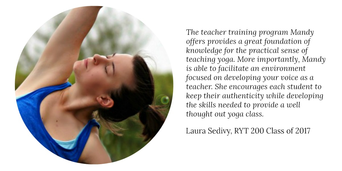 200 Hour Yoga Teacher Training Omaha