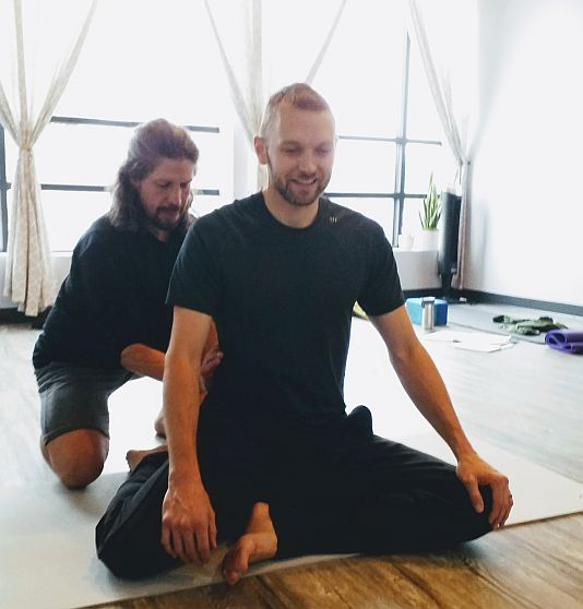 Omaha Yoga Teacher Certification