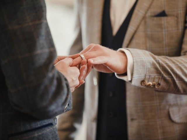 Same-sex marriage is now legal in Northern Ireland