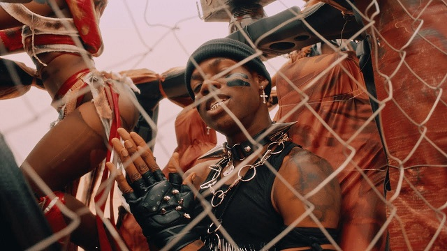 Rema – Bounce (Video)