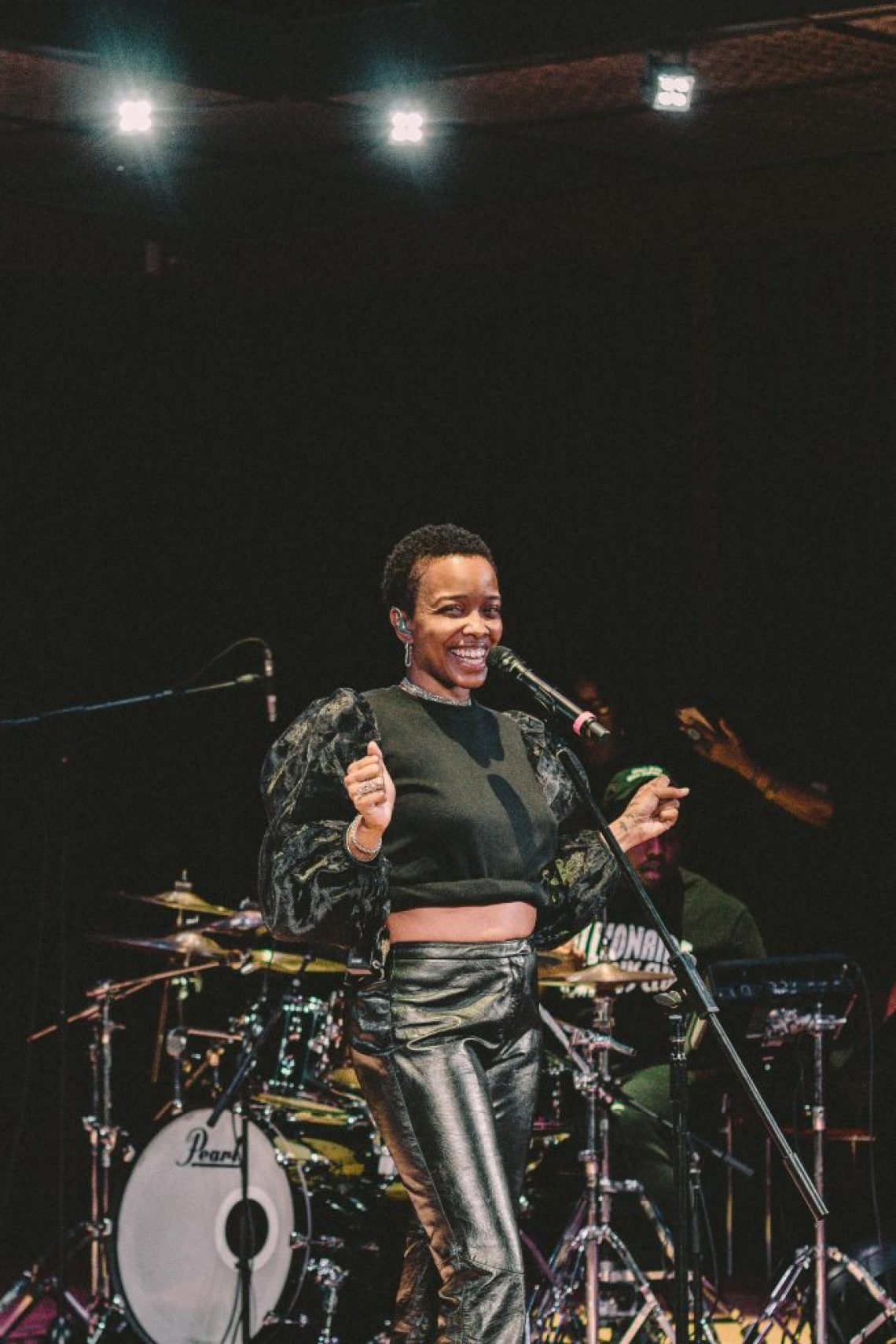 Jamila Woods by Lilly Nguyen