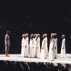Kanye and his Disciples