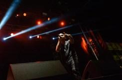 Nas at Boston Calling Knar Bedian
