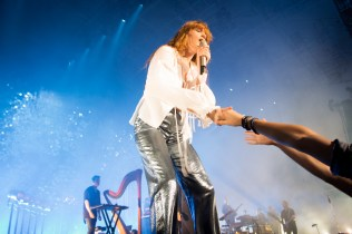 Florence and the Machine by Knar Bedian
