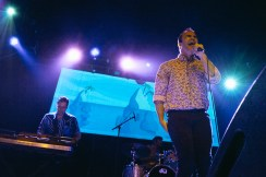 Future Islands by Knar Bedian