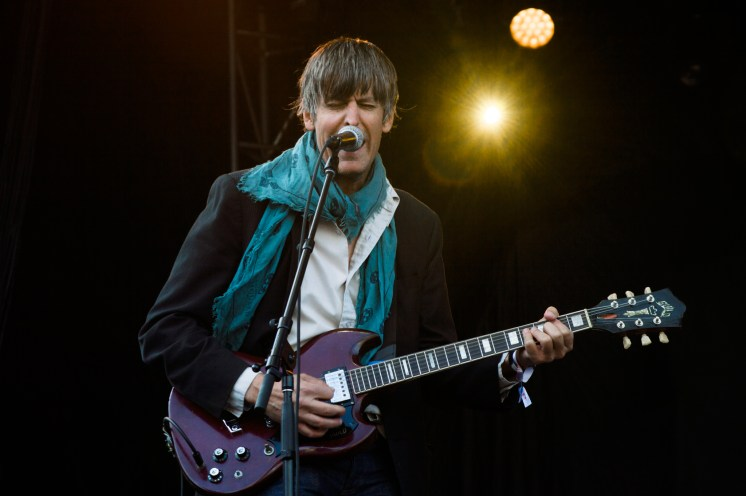 Stephen Malkmus and the Jicks by Knar Bedian