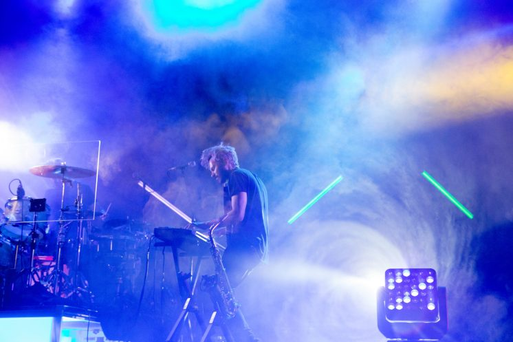 M83 by Clever Sangalaza