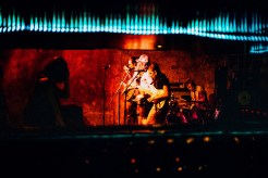 In Chicago, IL, Bat House performs in a conspicuously above-ground bar named Subterranean.