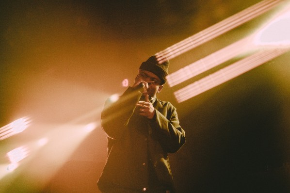 Mick Jenkins by Lilly Nguyen