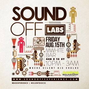 Sound Off Labs - M White Bar - August 15