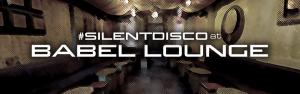 #SilentDisco at Babel Lounge NYC