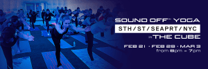 Sound Off Yoga at South Street Seaport