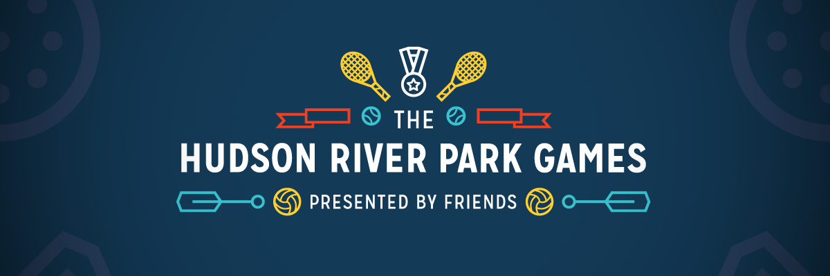 The Hudson River Park Games