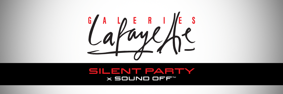 Galeries Lafayette Silent Disco Silent Party