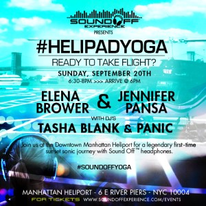 Sound Off HeliPad Yoga