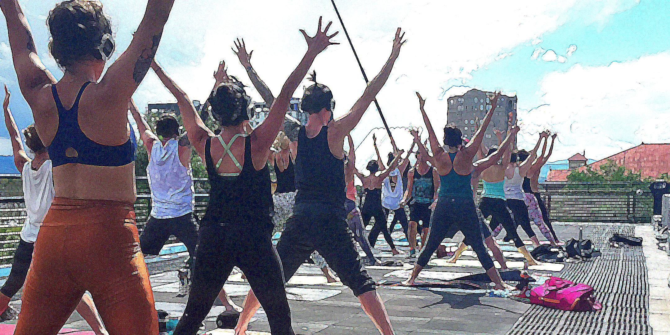 SoundTrek Yoga with Jennifer Pansa