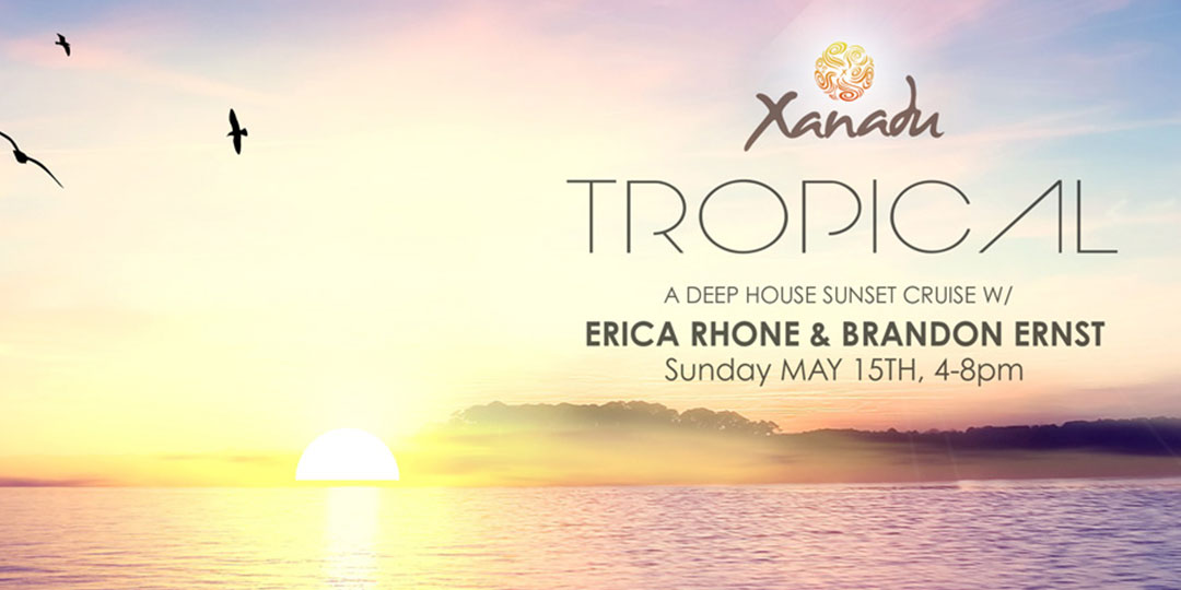 Tropical Xanadu Sunset Cruise