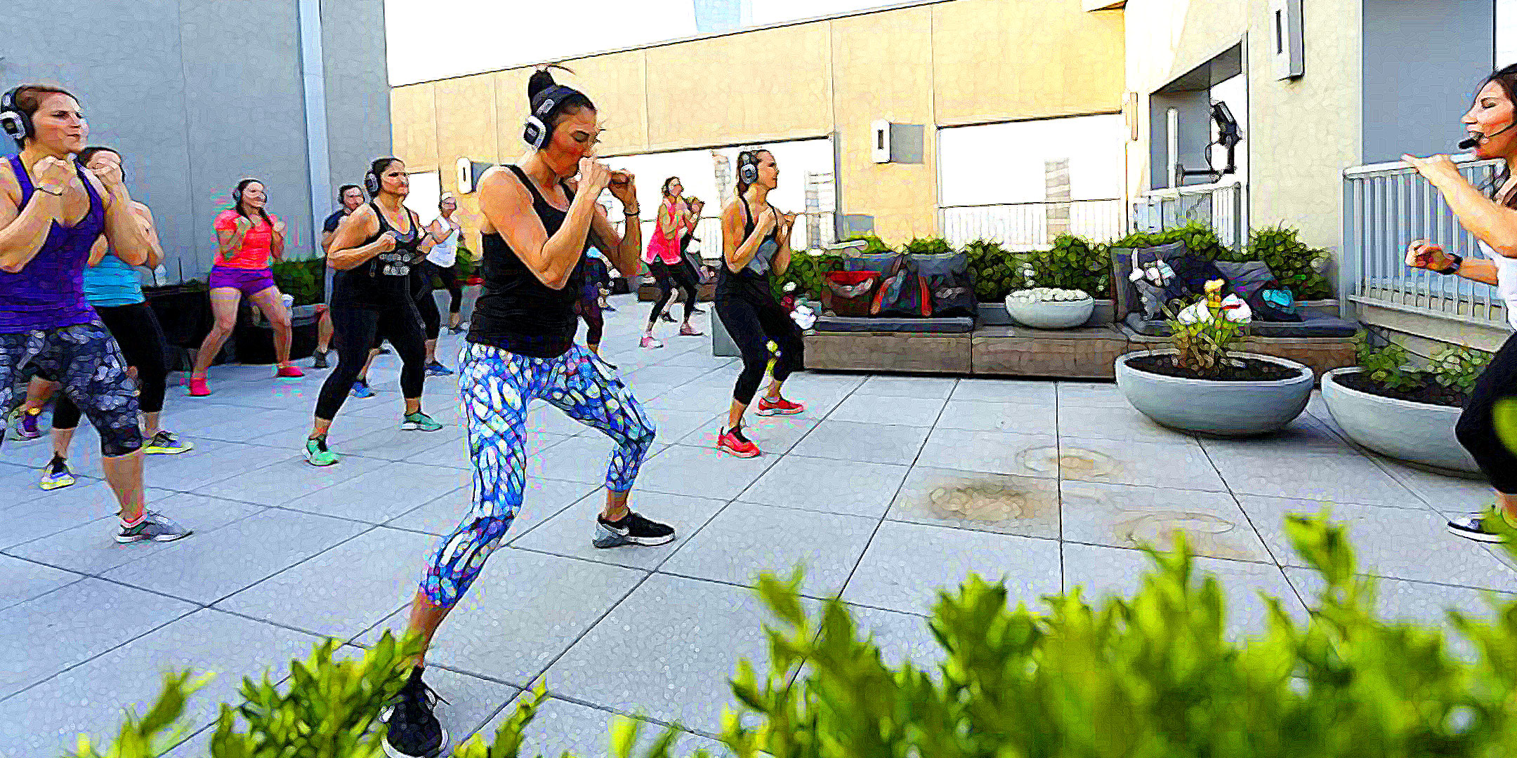 Sound Off™ Barre at W Downtown presented by Exhale Spa