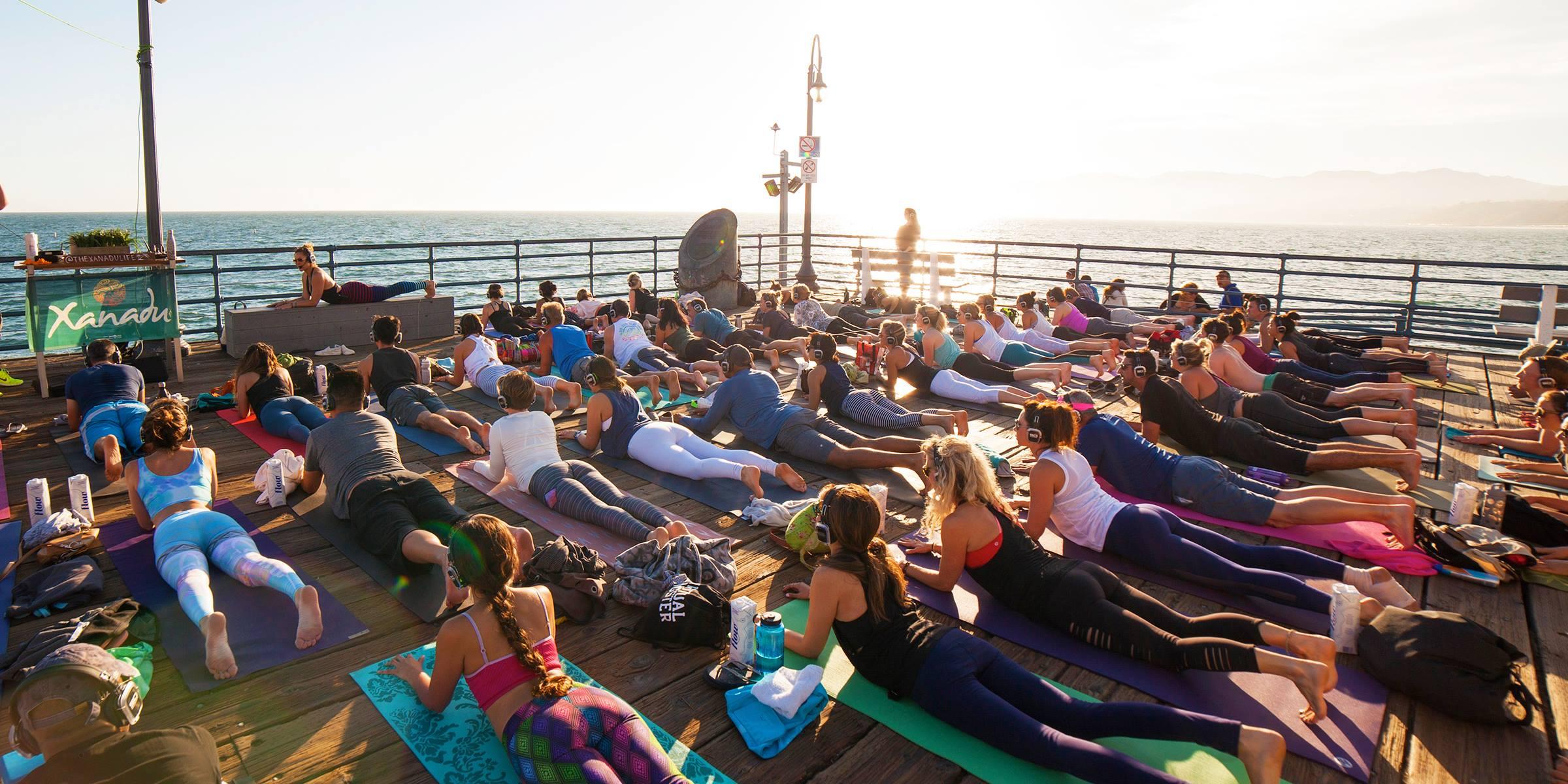 Yoga Social - Santa Monica