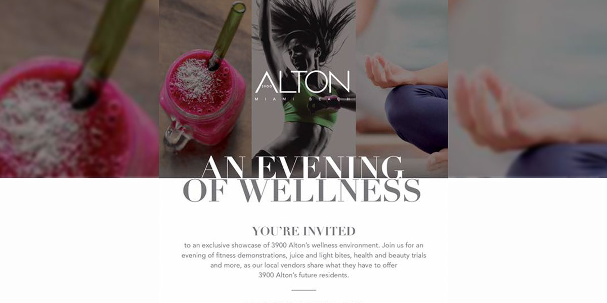 Alton Wellness Party