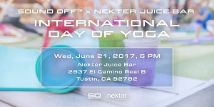 nekter sundown yoga