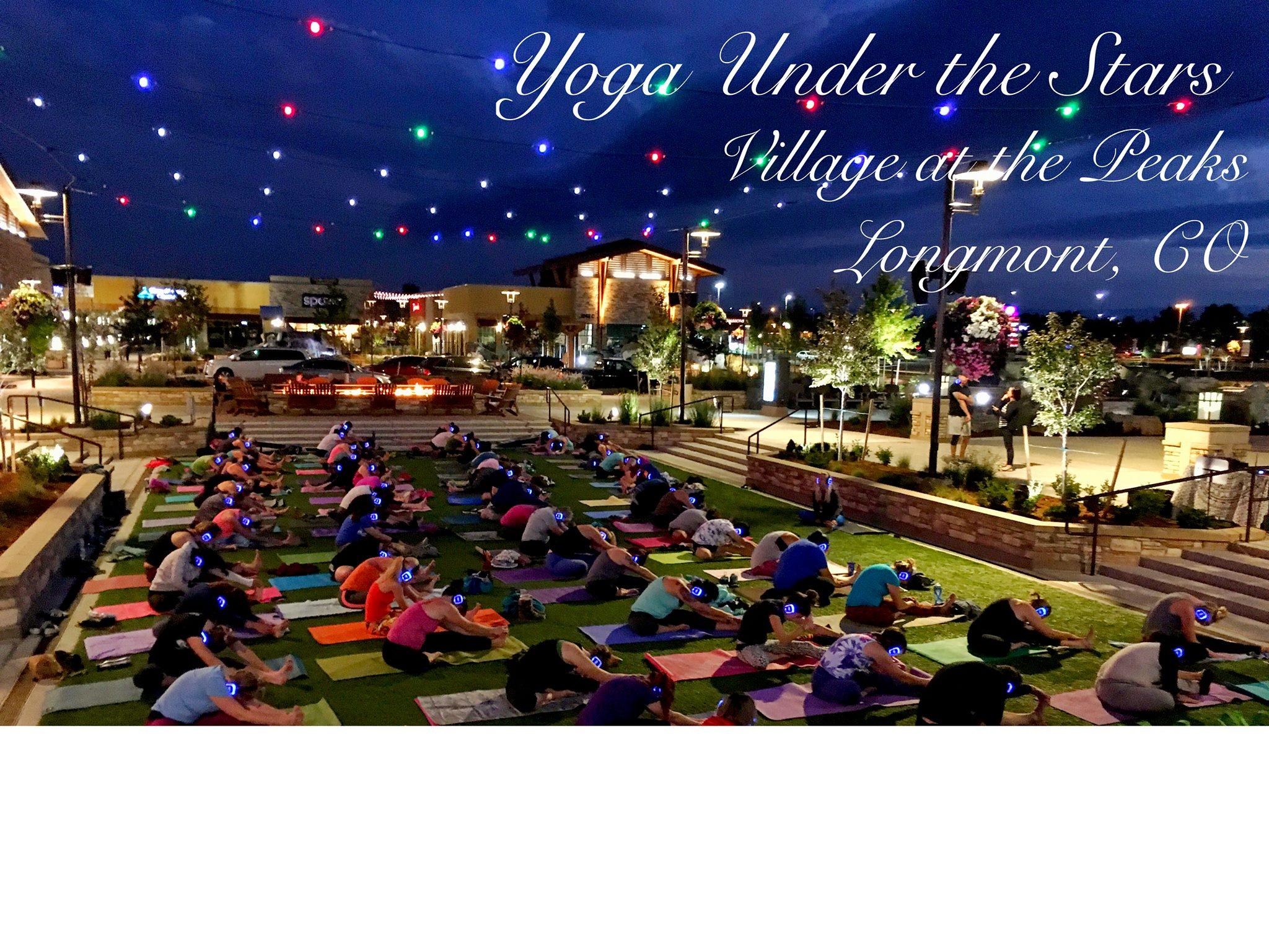 Yoga Under the Stars