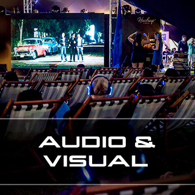 Sound Off™ Cinema & Audio/Visual Experiences