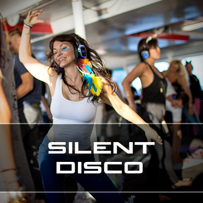 Sound Off™ Silent Disco Experiences