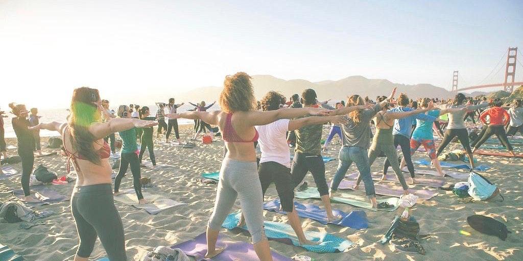Outdoor Yoga SF