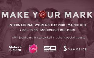 International Women's Day Flyer