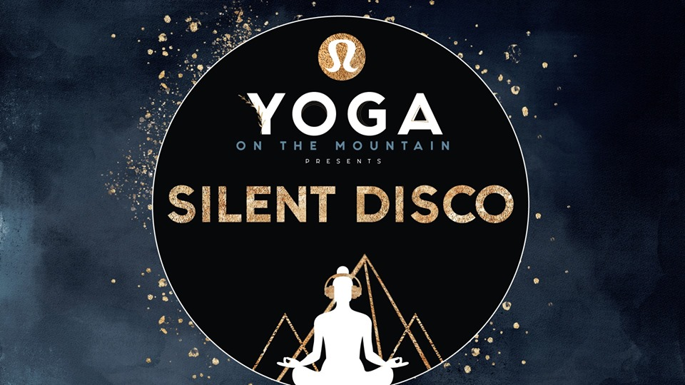 Silent Disco with lululemon