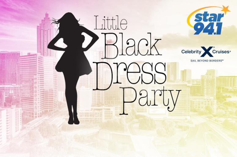 Star 94.1's Little Black Dress Party