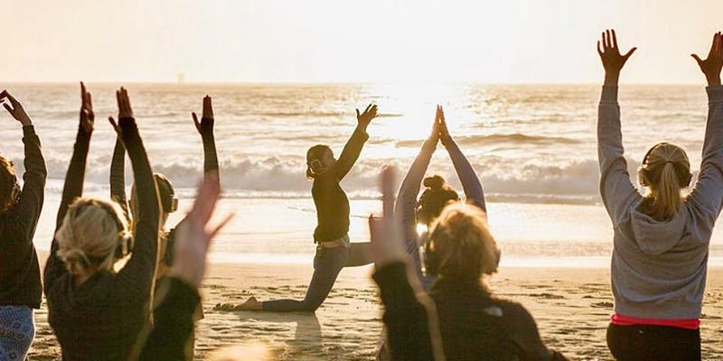 Tuesday Sunset Yoga with Kelly Becerra