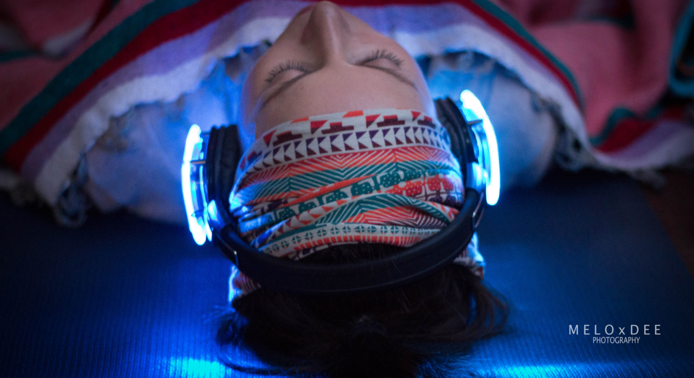 Total Immersion: Yoga Nidra + Binaural Beats