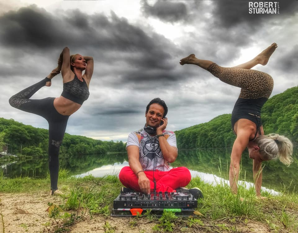 Slow Flow Yoga & Sound Healing: Featuring DJ Taj Rashid